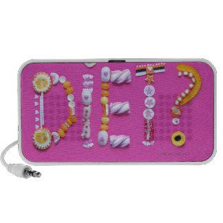 Sweets Mp3 Speaker