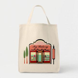 Sweets & Treats Bakery Canvas Bag