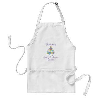 Sweets & Treats Bakery - Personalized Standard Apron