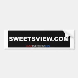 sweetsview com bumper stickers