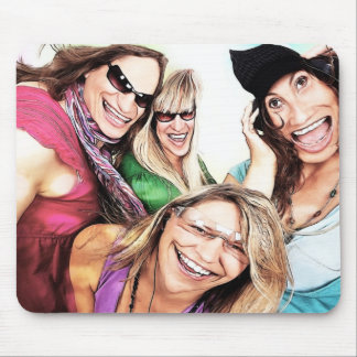 sweety mad four mouse pad