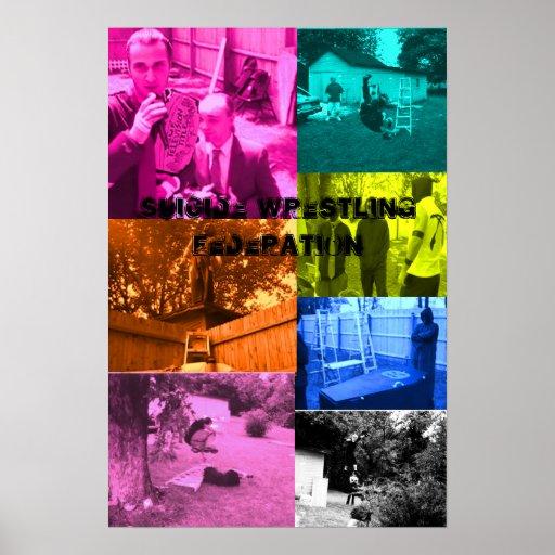 swf muti-colour poster