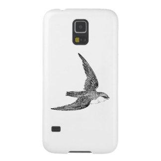 Swift Bird Illustration Case For Galaxy S5