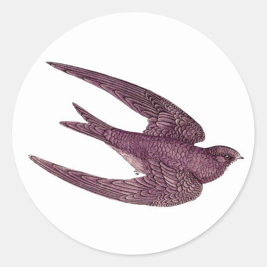 Swift Bird Stickers