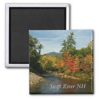 Swift River NH Magnet