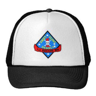 Swift Silent Deadly 1st Hats