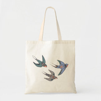 Swiftly Swooping Swallows Bag