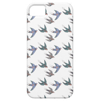 Swiftly Swooping Swallows Phone Case