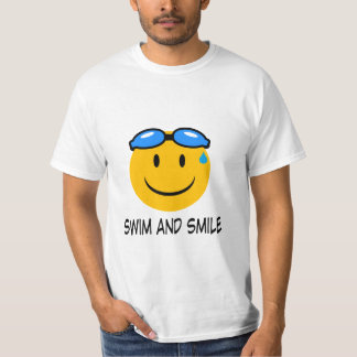 swim and smile T-Shirt