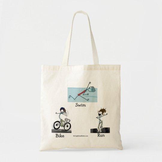 Swim Bike Run bag