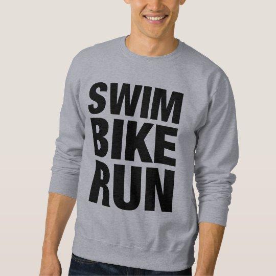 Swim Bike Run Sweatshirt