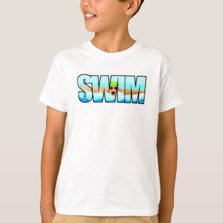 Swim Butterfly T-Shirt