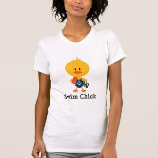 Swim Chick Swimmer T-Shirt