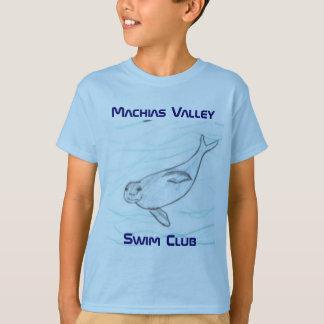 Swim club, Machias Valley Swim Club T-Shirt