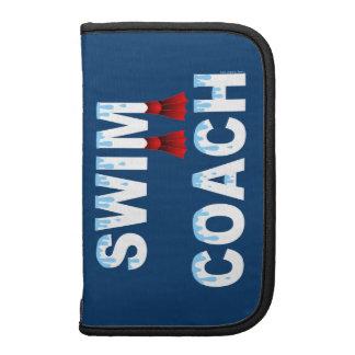 Swim Coach Flippers Organizers