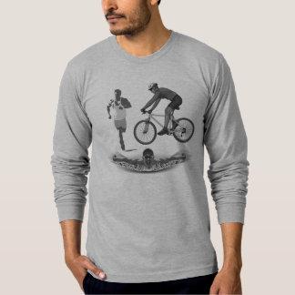 Swim Cycle Run Tee Shirt