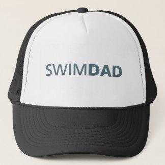 Swim Dad Gear Trucker Hat