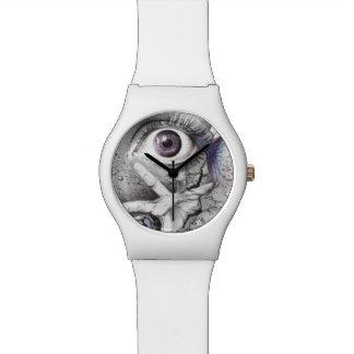 """Swim"" eye surreal drawing Watch"