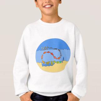 swim for a change sweatshirt