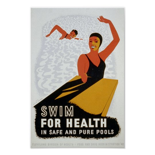 Swim for health in safe and pure pools