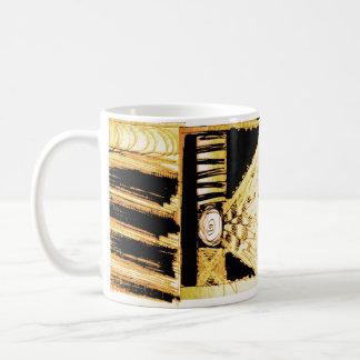 swim in frequencies coffee mug