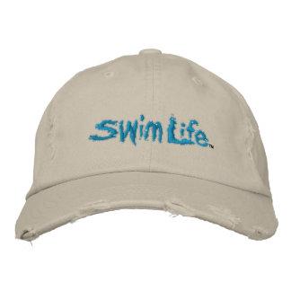 Swim life hat