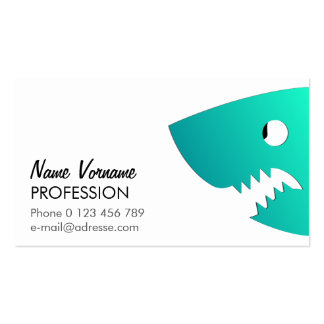 swim pack of standard business cards