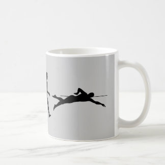Swim Swimming Sport Evolution Mug