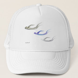 Swim Trucker Hat