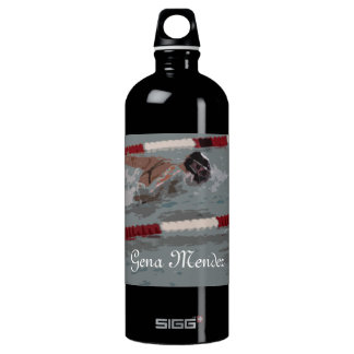Swim Water Bottle