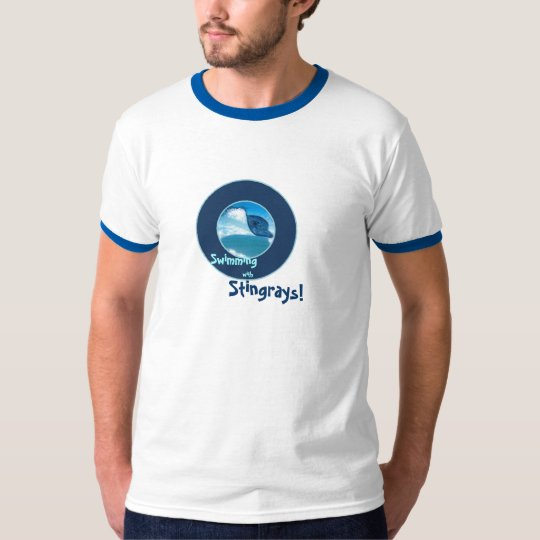 Swim with Rays T-Shirt