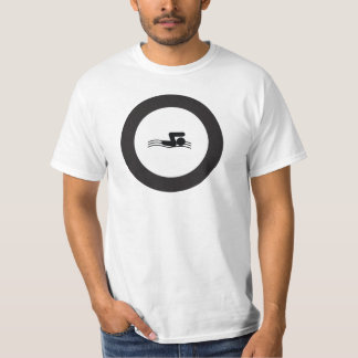 SWIMMER | cool sport icon T-Shirt