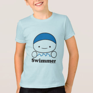 Swimmer Kids Apparel (more styles) T-Shirt