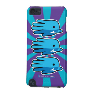 Swimming Blue Baby Narwhal Whales iPod Touch 5G Covers