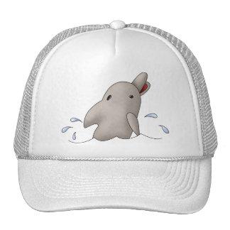 Swimming Dolphin Cap