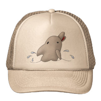 Swimming Dolphin Cap