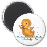 Swimming Duckie