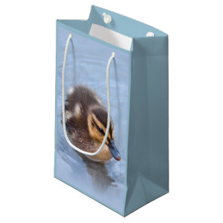 Swimming Duckling Gift Bag