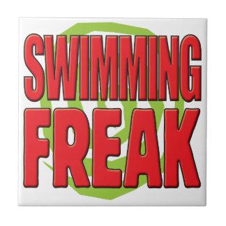 Swimming Freak R Tile