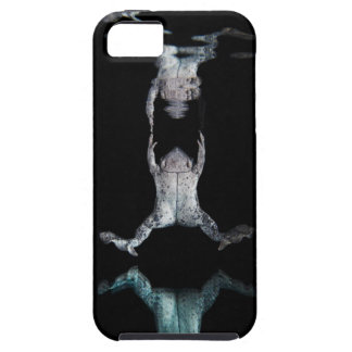 Swimming frog iPhone 5 case