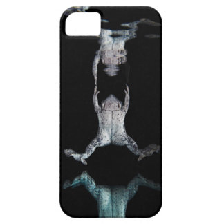 Swimming frog iPhone 5 cases
