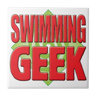 Swimming Geek v2 Tile