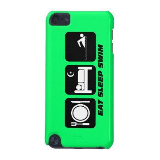 swimming iPod touch 5G case