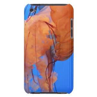 Swimming Jellyfish iPod Case-Mate Barely There Barely There iPod Case