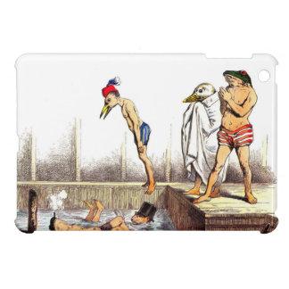Swimming Lessons iPad Mini Cover