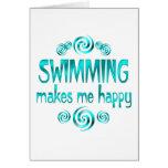 Swimming Makes Me Happy