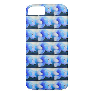 Swimming Polar Bear iPhone 8/7 Case
