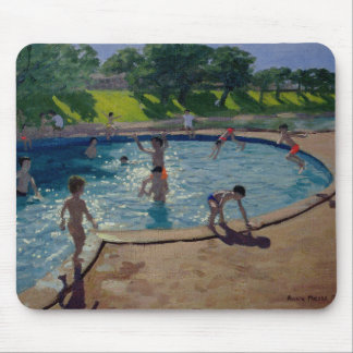 Swimming Pool 1999 Mouse Mat