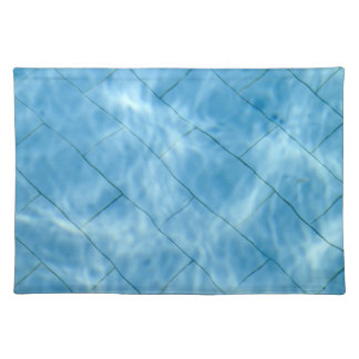 Swimming pool American MoJo Placemats