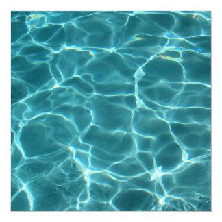 Swimming Pool Card
